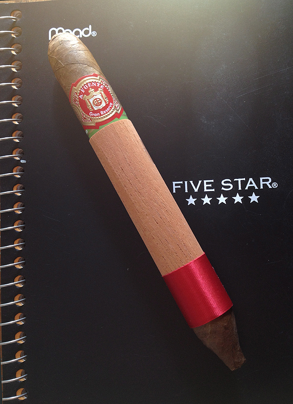 2010ArturoFuenteHemingwaySignatureRosado 1 2010 Arturo Fuente Hemingway Signature Rosado Review