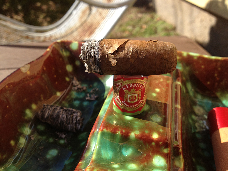 2010ArturoFuenteHemingwaySignatureRosado 7 2010 Arturo Fuente Hemingway Signature Rosado Review