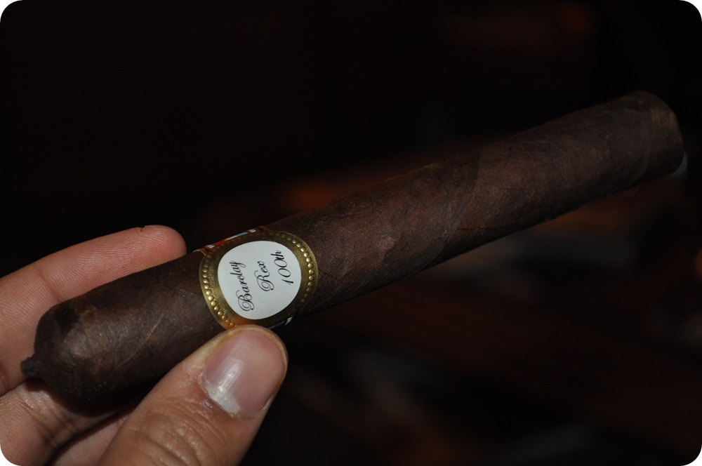 TatuajeBarclayRex100thAnniversary 11 Tatuaje Barclay Rex 100th Anniversary Review