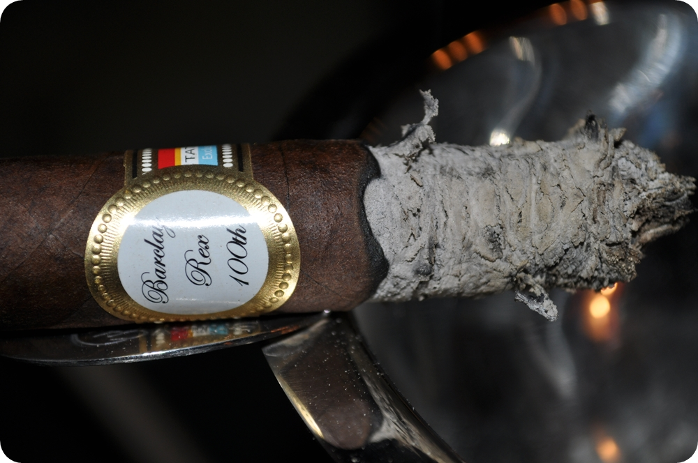 TatuajeBarclayRex100thAnniversary 81 Tatuaje Barclay Rex 100th Anniversary Review