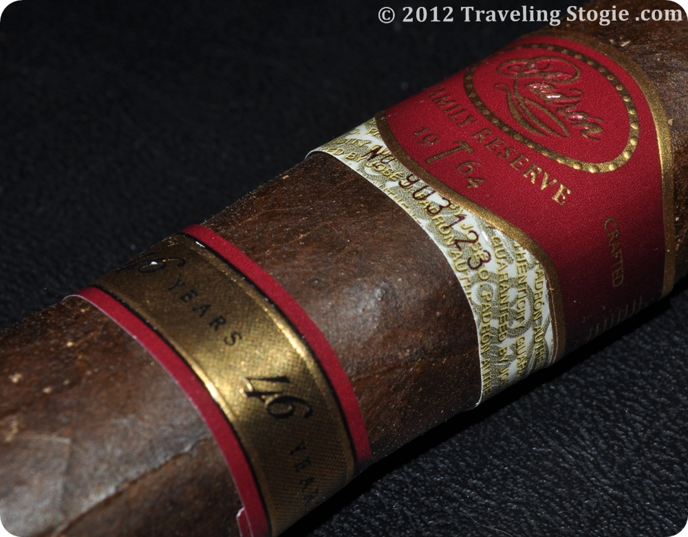 PadronFamilyReserve46YearsMaduro 12 Padron Family Reserve 46 Years Maduro Review