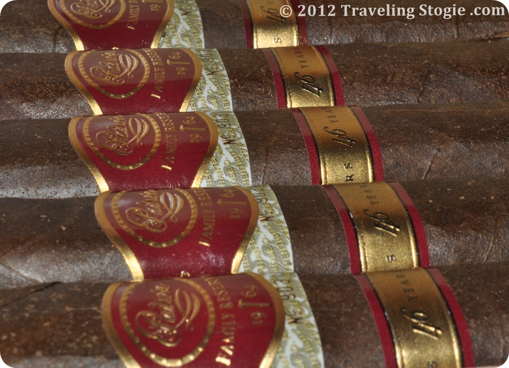 PadronFamilyReserve46YearsMaduro 4 Padron Family Reserve 46 Years Maduro Review