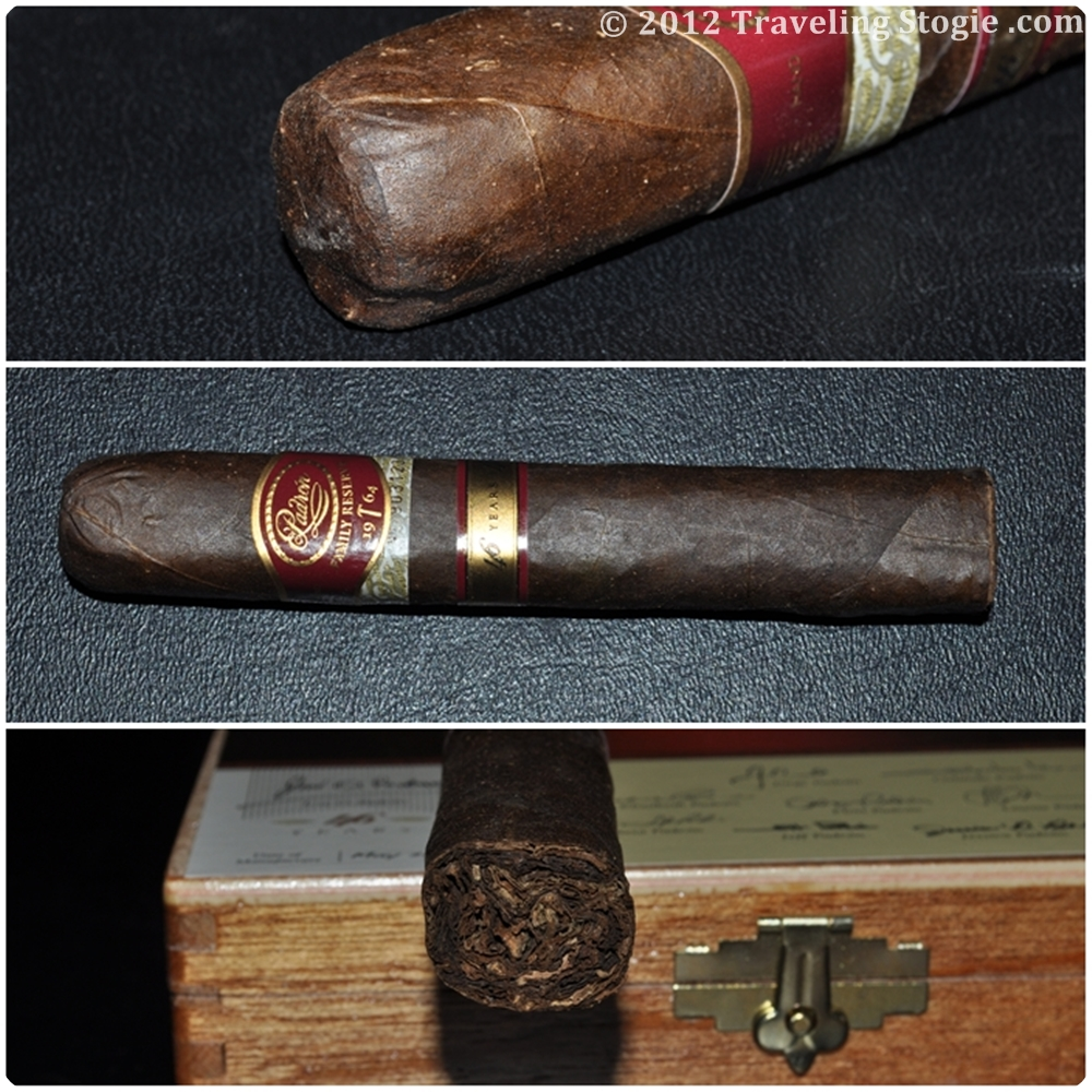 PadronFamilyReserve46YearsMaduroTrifold Padron Family Reserve 46 Years Maduro Review