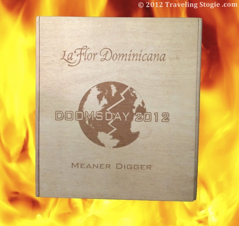 Fire background 1 La Flor Dominicana releases Meaner Digger for Tobacco Haven End of World Party