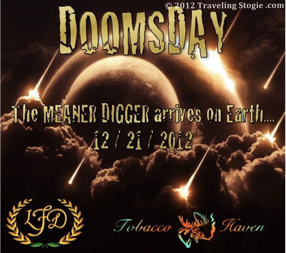 MeanerDigger1 Pictures:  La Flor Dominicana Meaner Digger Doomsday event at Tobacco Haven