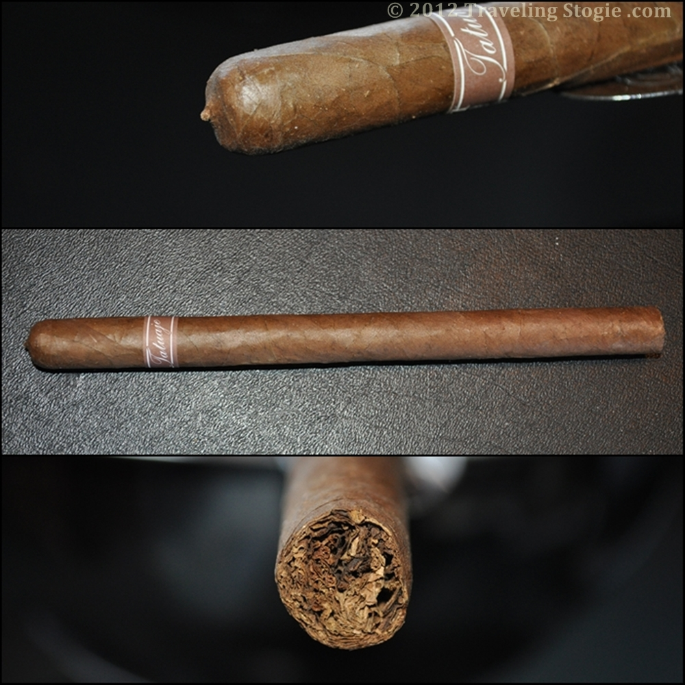 TatuajeBrownLabelEspecialestrifold Tatuaje Brown Label Especiales Aged Review
